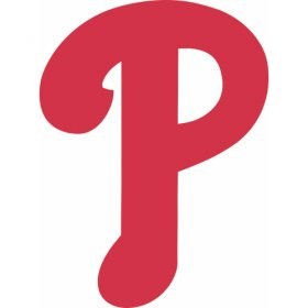Philadelphia Phillies Cap Logo 2008-Present Decal (Sticker)